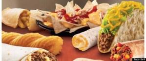 Taco Bell $1 menu