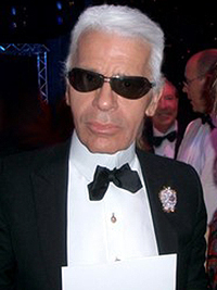 Karl Lagerfeld: I want to marry my cat