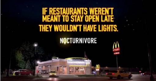 McDonald's late night Menu Test To include Breakfast