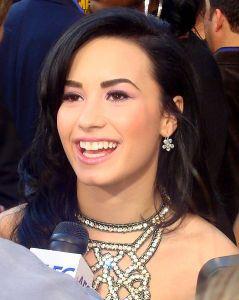 Demi Lovato's secret half-sister