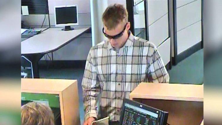 I-55 bank robber