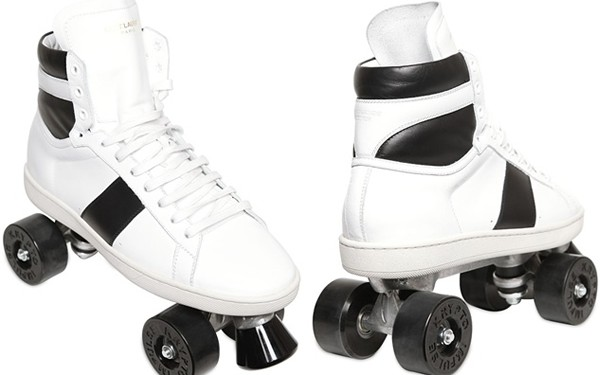 $1,150 Saint Laurent skates