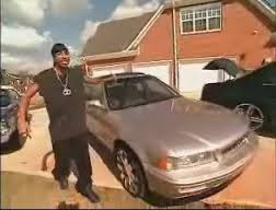ludacris acura legend:  Rapper Still Drives His 93 Acura