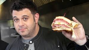 Adam Richman Weight Loss