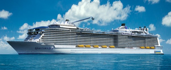 debut royal caribbean quantum of the seas