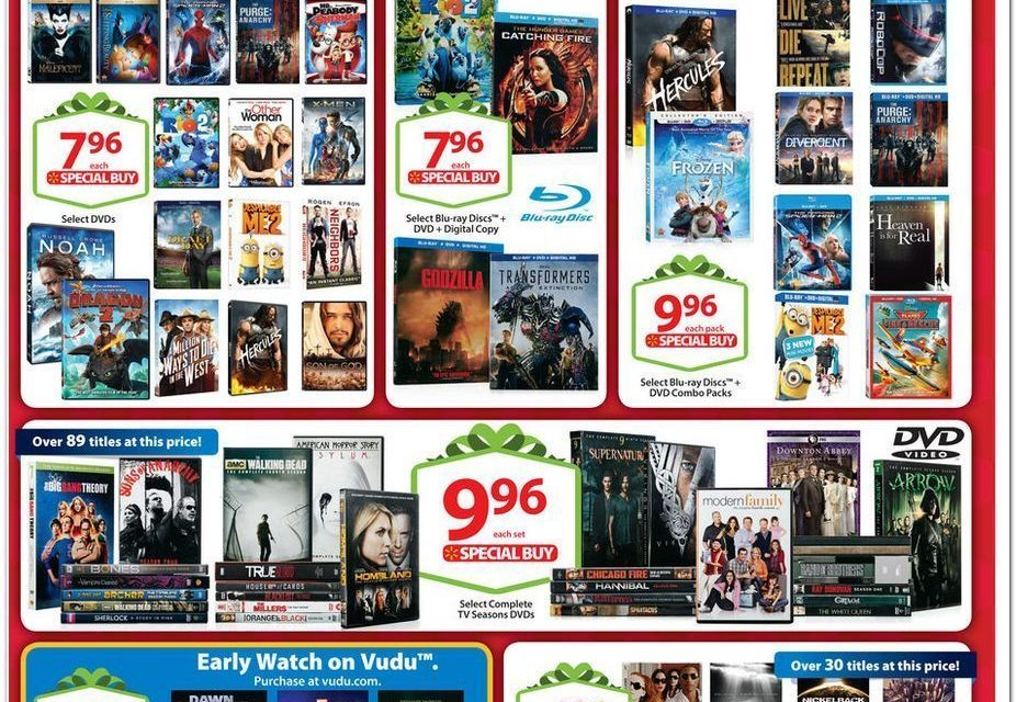 Black Friday 2015 Sales And Deals For Walmart, Best Buy And Target