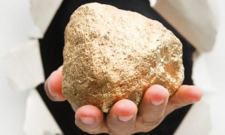 17-pound gold nugget Found:  Worth More Than $255K (PHOTO)