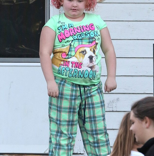 """honey boo boo diet doctors:  In """"Fight To Save her life"""""""