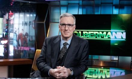 Keith Olbermann suspended Over Tweets