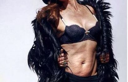 Cindy Crawford Unretouched Photo Shows What Real Women Look Like At 48