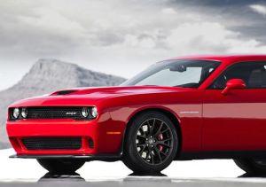 2015 Dodge Challenger SRT Supercharged. (Photo: Chrysler)
