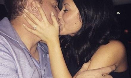 Bristol Palin Engaged To War hero:  See Wedding Ring PHOTO
