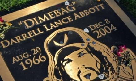 Dimebag Darrell grave: Singer apologizes for vandalizing the grave of Dimebag Darrell