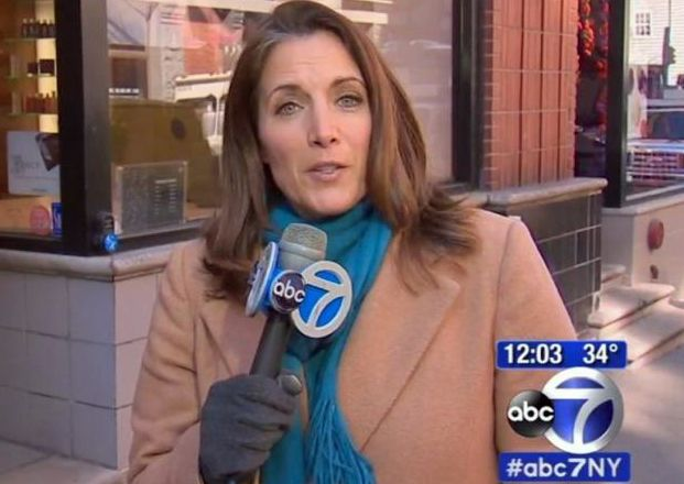 TV journalist Lisa Colagrossi collapses and dies