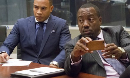 Malik Yoba Is Not Happy About Getting Canned