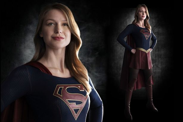 Supergirl Melissa Benoist: First images of the latest Supergirl are released
