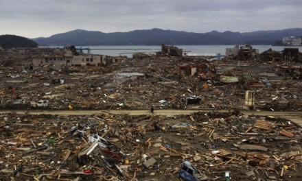 Japanese Tsunami Debris U.S: Tsunami Debris Continues To Hit Coast 4 Years After Japan Tsunami