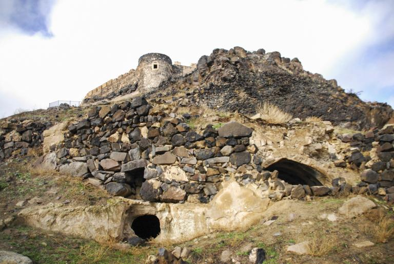 Underground city discovered Turkey