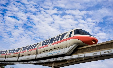 Walt Disney Monorail Car For Sale: Starting Bid US $169,000.00