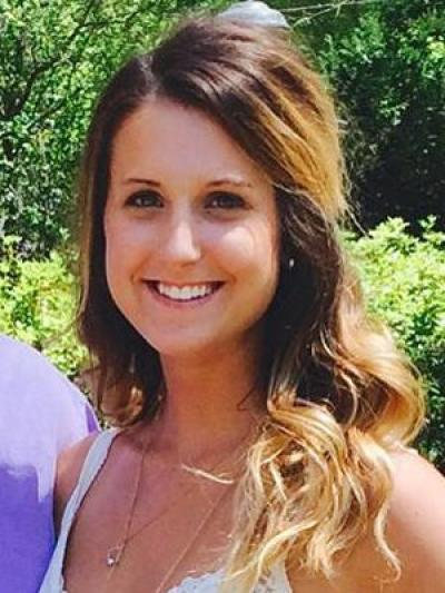 Abbie Deloach, 21, was among the nursing students killed in the crash in Ellabelle, Ga.