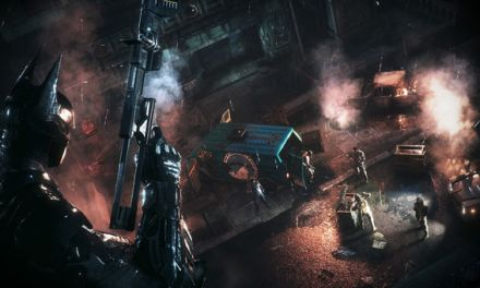 #ArkhamKnight:  New Game Footage Shows New Playable Character