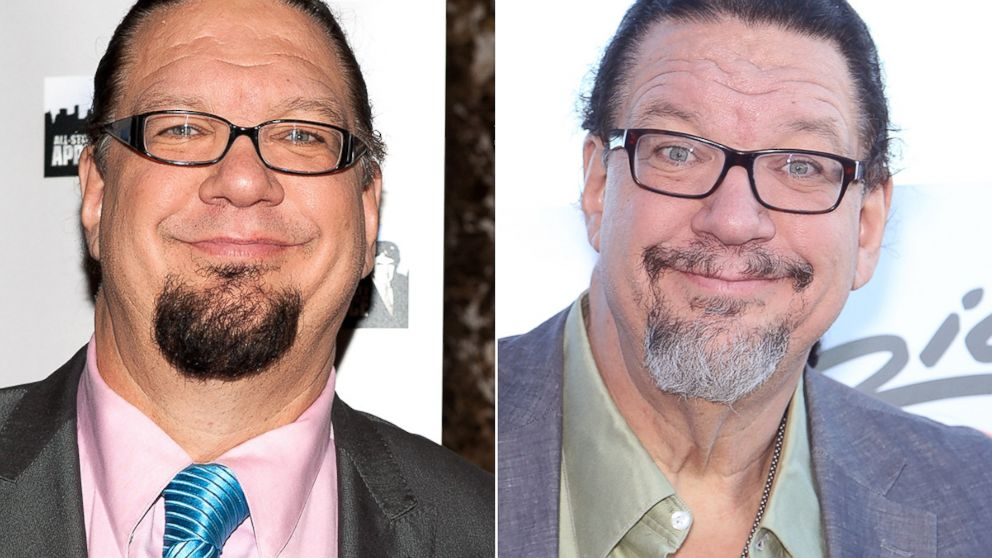Penn Jillette Drops 100LLBS in 100 Days