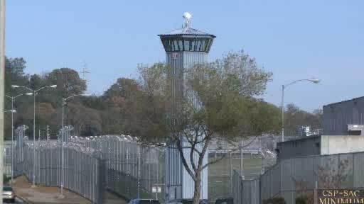 California State Prison-Sacramento (credit: CBS13)