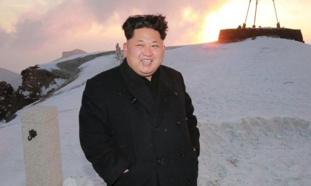 Kim Jong-un climbed North Korea's Highest Mountain (PHOTO)