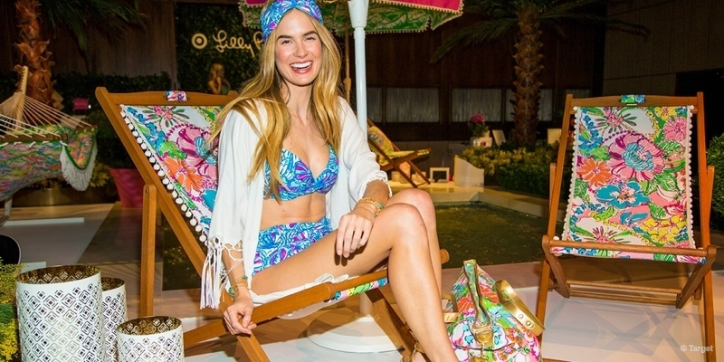 For its latest fashion collaboration, Target has Florida on the mind with Lilly Pulitzer named as the company's next design partner.