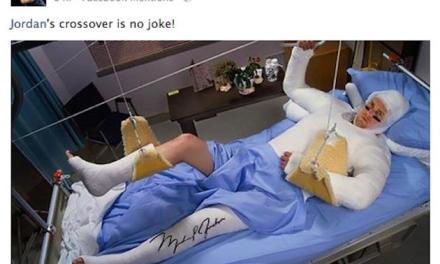 Tom Brady April Fool's Day:  Oh Tom You Jokster! (PHOTO)
