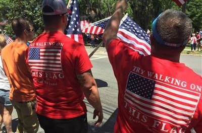 Valdosta State University shut down following Flag Incident (VIDEO)