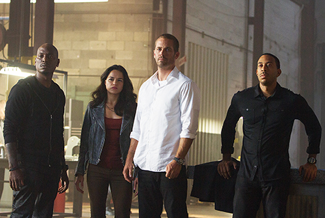 Furious 7 box office Record