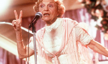Ellen Albertini Dow:  Rapping Granny Dead at 101