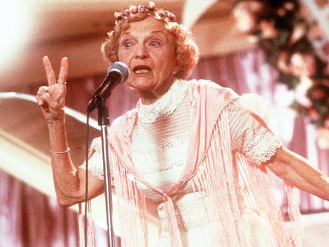 Ellen Albertini Dow:  Rapping Granny Dead at 101
