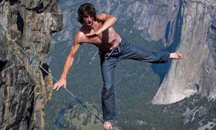 Dean Potter, Partner Die In BASE Jump In Yosemite