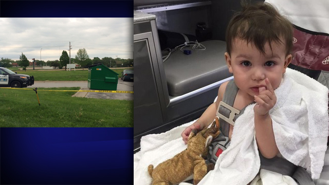 Abandoned Baby Found In Nebraska Dumpster:  New Details Emerge