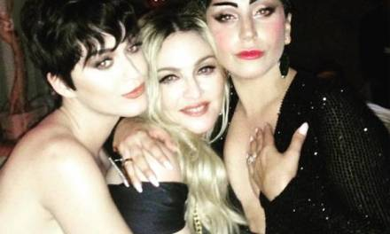 Katy Perry, Madonna, And Lady GaGa Post Sweet Photo On instagram