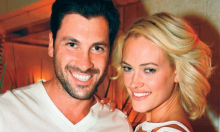 Maks and Peta Back Together Again:  Former DWTS Dancers Dating Again