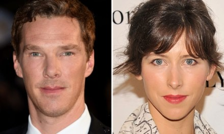Benedict Cumberbatch Welcomes baby son With Sophie Hunter