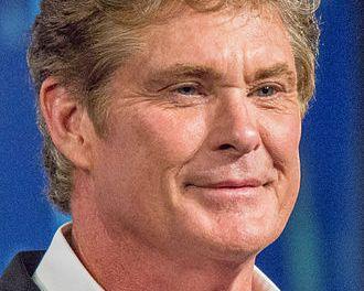 David hasselhoff Suffers Broken Back In Dune Buggy Accident