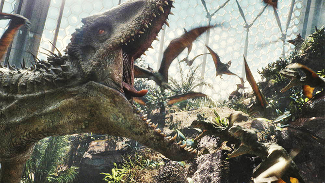 Jurassic World box office:  Reboot Chews Up The Competition