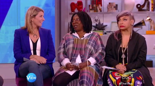 Whoopi Goldberg Finally Changes Her Tune On Bill Cosby (VIDEO)