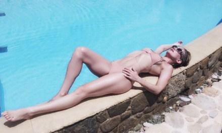 Kate Hudson Rocks Stunning Bikini Body