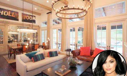Kylie Jenner home nearly ready for move in day