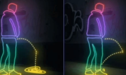 Pee-proof paint in San Francisco: Urine Replleing Paint Is A Thing