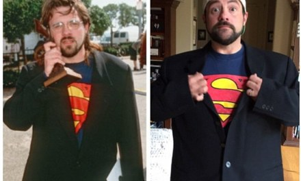 kevin smith weight loss:  Director Drops 85 Pounds (PHOTO)