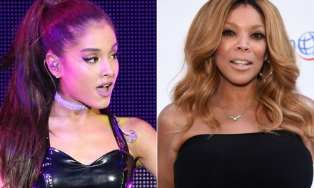 Ariana Grande Wendy Williams feud heats up