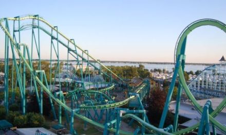 cedar point roller coaster death:  Man dies trying to get his phone