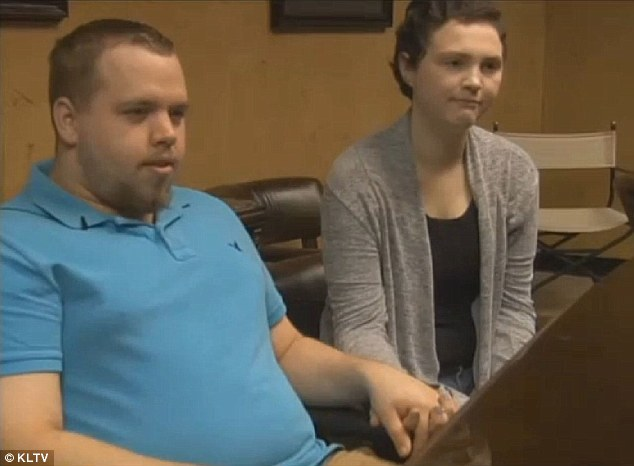 josten bundy marriage: Judge orders Texas man to marry his girlfriend (PHOTO)
