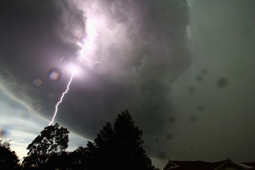 Andhra Pradesh lightning